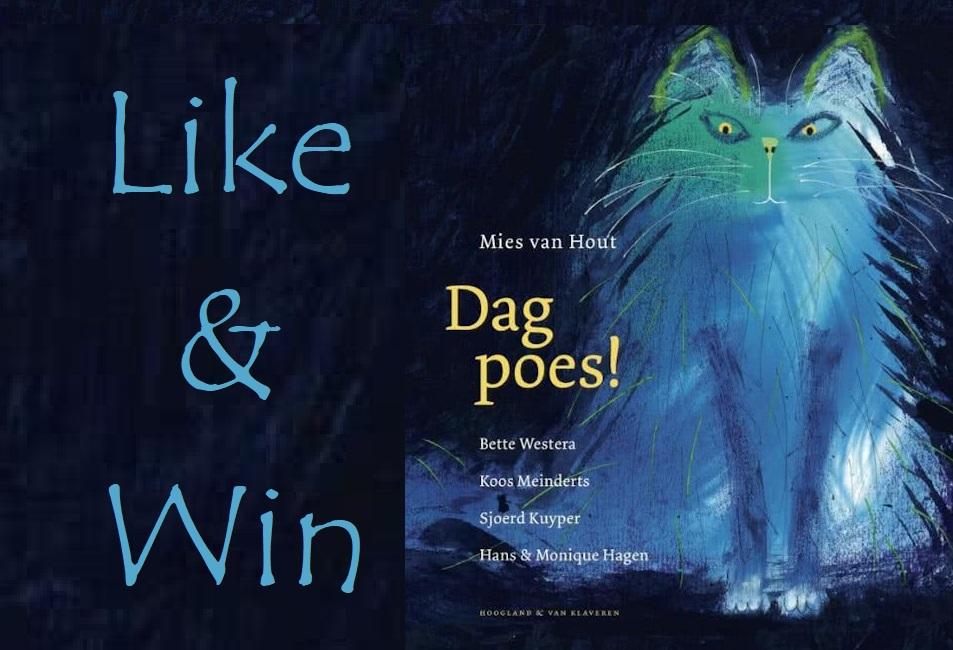 Kattenblog Mauws en Mimi - Dag poes!