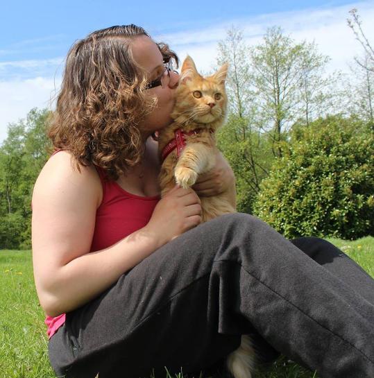 Mauws en Mimi - kattengedicht mijn kat