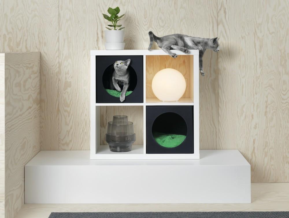 Ikea Lurvig kattencollectie