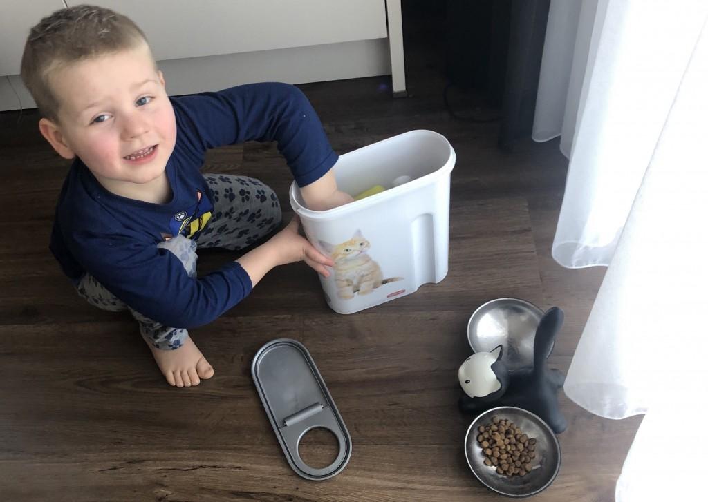 Kattenblog Mauws.nl - Mauws en Mimi en onze kinderen